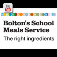 Apple Video Facilities YouTube BMBC Bolton's School Meals Service The Right Ingredients