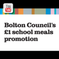 Apple Video Facilities YouTube BMBC £1 School Meals Promotion