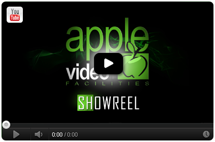 Apple Video Facilities YouTube Showreel